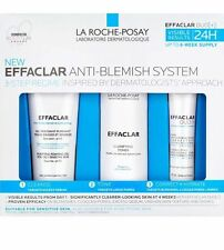 La Roche-Posay Effaclar '3-Step' Anti-Blemish Set/HOLIDAYS/Mother day gift/Birth