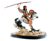 Country Artist Strength Of Spirit Limited Edition Native American Horse Statue