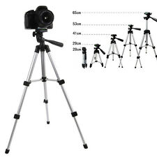Aluminium Heavy Duty Video Tripod Stand Holder for Camera DSLR DV  Lamp Bracket