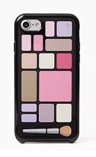 Kate Spade iPhone 7 Case Make Up Palette Hardshell Case NWT Still In Package
