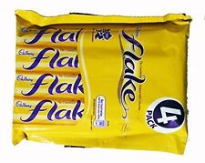 British Chocolates Cadbury Flake Bar 25.6g 4 count