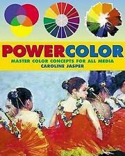 Powercolor: Master Color Concepts for All Media-ExLibrary