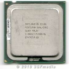 Intel Dual Core Processor E2180 (1M Cache, 2.00 GHz, 800 MHz FSB) 775 socket