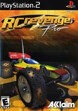 Rc Revenge Pro PS2 Playstation 2 Game Complete