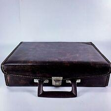 Vintage Retro BMI Cassette Audio Tape Carrying Case Storage Organizer