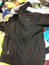 NIKE WINTER COAT IN  SIZE 26/28 32/34 QUILLTED LINED COAT £25 RRP£49.99 BLACK