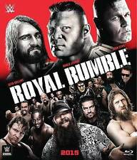 Royal Rumble 2015 WWE Wrestling + Card (Blu Ray Movie) SEALED, NEW (GS 39-3)