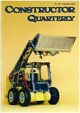 Constructor Quarterly No.105 (September 2014)
