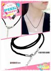5 Pcs PU Leather Chains Necklace BU Charms Findings String Cords 1.5 mm Hot Sale