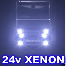 MAN LIONS STAR Xenon Truck Lorry Bulbs H7 100W 24V