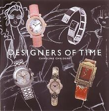 "V COOL WRISTWATCH BK ""DESIGNERS OF TIME"" 1999 SHRINK-WRAPPED C CHILDERS WATCHES"