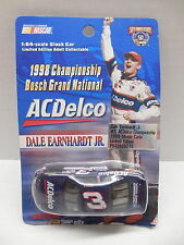 Dale Earnhardt Jr. 1:64 Scale Diecast Replica Toy Car #3 ACDelco 1998 Busch