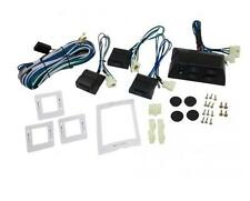 UNIVERSAL POWER WINDOW SWITCH & WIRING KIT For 4 DOORS 7 SWITCHES PWK4S