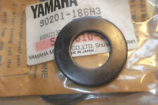 YAMAHA YZ250 YZ490 WR500 GENUINE NOS PRIMARY DRIVE GEAR WASHER - # 90201-186H3