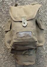 Italian Army Gas Mask Bag