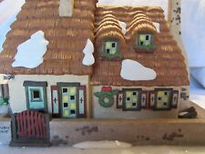 Dept 56 The Christmas Carol Cottage - Dickens Village #58339   (1215)