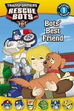 Transformers Rescue Bots:  Bots' Best Friend Passport to Reading Level 1)