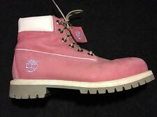 Pink TIMBERLAND waterproof boots UK 5 Euro 38 in very good condition