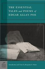 NEW - The Essential Tales And Poems of Edgar Allen Poe (Barnes & Noble Classics)