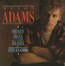 Bryan Adams Heaven 2 mixes - UK 12""