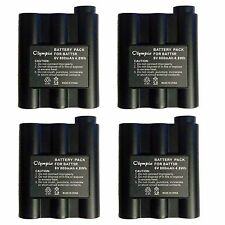 4 x 800mAh NI-MH Two-way Radio Battery for Midland BATT-5R BATT5R AVP7 LXT210