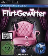 Playstation 3 Flirtgewitter  Move kompatibel  Neuwertig