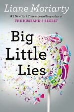 Big Little Lies by Liane Moriarty (2014,Hardcover), #1 New York Times bestseller