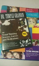 Temple Grandin on Visual Thinking, Sensory, Careers, & Medications DVD PAL