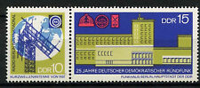 East Germany DDR 1970 SG#E1294-5 Broadcasting Service MNH Set #A82081