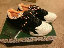 saucony x feature g9 shadow 6 black pink 6000 9000 size 5.5
