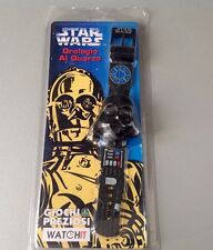 Orologio Star Wars Darth Vader Watch Guerre Stellari  Quartz Quarzo Mosc