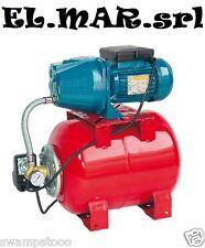 Elettropompa 0,8 HP idrosfera pompa autoadescante JETcompleta autoclave monofase