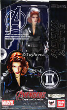 S.H. Figuarts Black Widow Avengers Age of Ultron Action Figure USA SELLER