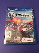 Freedom Wars  PS Vita NEW