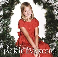 Jackie Evancho, Heavenly Christmas CD, Excellent