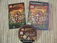 PLAYSTATION 2 PS2 LEGO INDIANA JONES LA TRILOGIA ORIGINAL