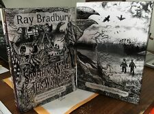 SOMETHING WICKED THIS WAY COMES Ray Bradbury PS Publishing slipcased BEST PRICE!