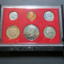 "*1982S  KENNEDY HALF  6-COIN ""PROOF"" SET, San Francisco Mint in Display Case #C"