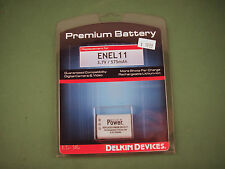 New Delkin Camera Battery for Nikon EN-EL11
