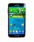 Mint Sprint Samsung Galaxy S 5 G900P Smartphone Charcoal Black 16GB 4G LTE