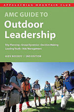 AMC Guide to Outdoor Leadership by Alex Kosseff (Paperback / softback, 2010)