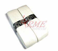 Karakal Tennis, Squash, Badminton White Racket Grip / Grap (2 Grips Included)