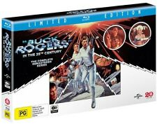 Buck Rogers In The 25th Century | Series Collection - Blu Ray Region B