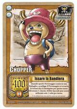 ONE PIECE CCG • Choper Issare la Bandiera CS-C22 • All'Arrembaggio