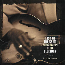 Last of the Great Mississippi Delta Bluesmen - Live in Dallas by Henry James To