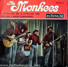 Single / THE MONKEES / RARITÄT /