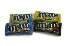 Dollhouse Miniature Packet of M&M'S Chocolate Candies Assortment of 4