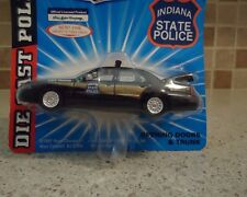 1:43 Indiana State Trooper Highway Patrol Police Car - 1/43 Road Champs