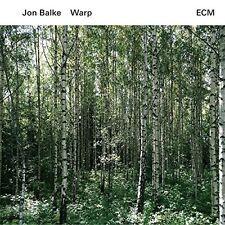 JON BALKE - WARP  CD NEU