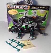 Zoids Dark Horn #004 TOMY/ Hasbro 1/72 Motorized Built - Unplayed - Incomplete